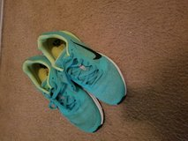 Size 8 Green Nike's in Fort Sam Houston, Texas