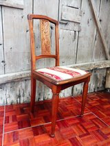 Restored Antique Chair in Ramstein, Germany