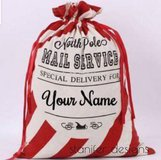 personalized santa sacks in Fort Leonard Wood, Missouri
