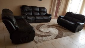 Couch set&carpet in Ramstein, Germany
