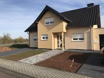 Officers, NCO, Civilans, 4 bed, 2 bath, yard, double garage in Spangdahlem, Germany