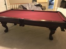 Like New Presidential Billards Pool Table in Kingwood, Texas
