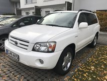 Offered By Owner $6500 2005 Toyota Highlander Limited, 136k mi US Spec in Stuttgart, GE