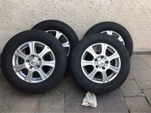 Chrysler Town and Country winter tires in Grafenwoehr, GE