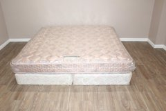 king size mattress- Sealy Posturepedic in CyFair, Texas