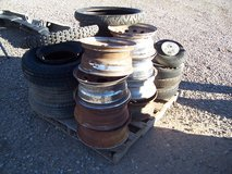 Misc. Used Tires and Rims in Alamogordo, New Mexico