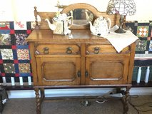 English Antique Sideboard in Nellis AFB, Nevada