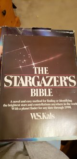 The stargazers bible in Yucca Valley, California