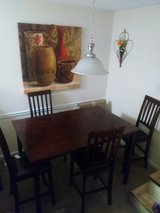 Dining Set Table with 4 chairs in Beaufort, South Carolina