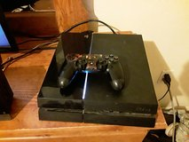 PS4 with one controller in 29 Palms, California