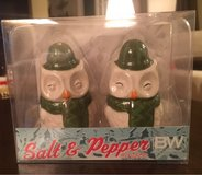 Owl S & P Shakers in Naperville, Illinois