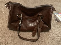 Brown Coach Purse in Spring, Texas