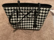 Black and White Purse in The Woodlands, Texas
