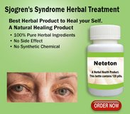 Herbal Treatment for Sjogren's Syndrome in Cambridge, UK