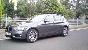 2012 BMW 118i in Hohenfels, Germany