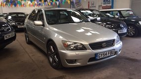 #=#=# FANTASTIC #=#=# LEXUS IS200 in Lakenheath, UK