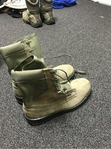 Brand new never worn belleville boots size 11w in Okinawa, Japan