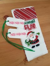SALE - New, 7 Goody Bags With Gift Tags Handmade in Ramstein, Germany