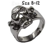 Mens Skull Ring-szs 8-12 in Pearland, Texas