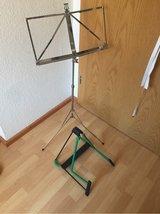 guitar & music stand in Ramstein, Germany