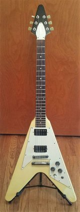 1991 Gibson Flying V Electric Guitar in St. Charles, Illinois