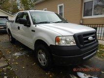 2006 FORD F150 2WD EXTENDED CAB SHORT BED in Naperville, Illinois