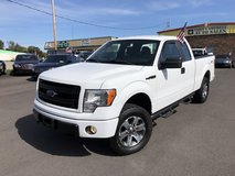 2013 FORD F-150 SUPER CAB STX PICKUP 4D 6 1/2 Ft V8 5.0 Liter in Fort Campbell, Kentucky