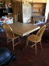 Kitchen Table and Chairs in DeRidder, Louisiana