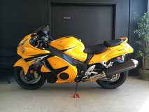 2013 SUZUKI GSX1300RAZL3 HAYABUSA LIMITED SPORTBIKE UNLEADED GAS in Fort Campbell, Kentucky
