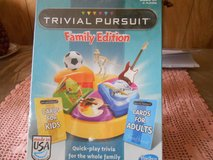 NEW TRIVIA PURSUIT GAME!  FAMILY EDITION!   MINT in Spring, Texas