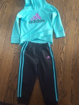 3T Adidas track suit in Sandwich, Illinois