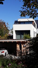 KL-Siegelbach,Free standing single house,New! Quiet, sunny, Nice few, Modern, unique design! in Ramstein, Germany