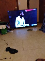 Xbox one with 2k19 and 55 inch smart tv in Fort Leonard Wood, Missouri
