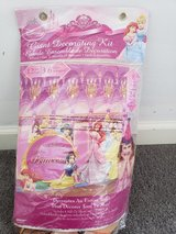 Disney Princess Wall Birthday Decorations Kit in Fort Campbell, Kentucky