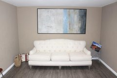 Paula Deen Tufted Sofa in Spring, Texas