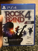 Rockband 4 with extras in Camp Lejeune, North Carolina