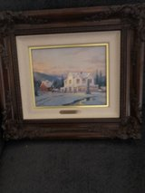 Thomas KinKade Paintings in Pearl Harbor, Hawaii