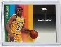 Magic Johnson ERROR Card in Camp Lejeune, North Carolina