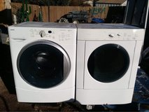 Frigidaire and Kenmore washer and dryer set in Alamogordo, New Mexico