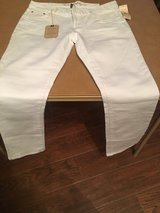 New white jeans size 11 in Alamogordo, New Mexico