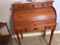 small vintage RollTop desk in Baytown, Texas