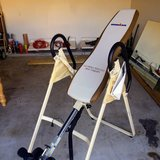 Ironman FIR Inversion table in Katy, Texas