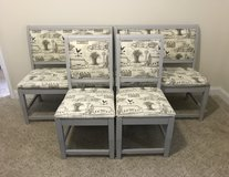 Farm Style Chairs / Benches in Cary, North Carolina