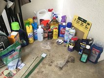 cleaning supplies in Okinawa, Japan