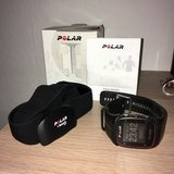 Polar M400 GPS Fitness Watch with Heart Rate Monitor H7 in Stuttgart, GE
