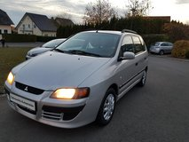 2004 Mitsubishi Space star 1,8 * KLIMA* LOW KM * NEW INSPECTION in Spangdahlem, Germany