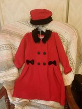 4T red coat an hat in Pleasant View, Tennessee