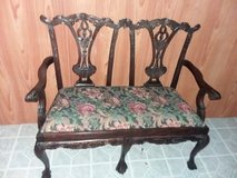 Chip and Dale sofa 1800's in Columbia, South Carolina