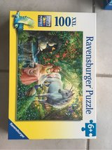 Ravensburger Princess and Unicorn puzzle in Ramstein, Germany