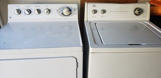 washer and dryer in Vista, California
